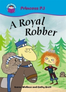 A Royal Robber, Paperback Book