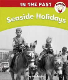 Popcorn: In The Past: Seaside Holidays, Paperback Book