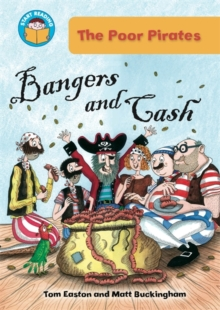 Start Reading: The Poor Pirates: Bangers and Cash, Paperback Book