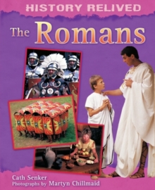 History Relived: The Romans, Paperback / softback Book