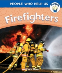 Firefighters, Paperback Book