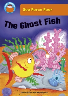 The Ghost Fish, Paperback Book