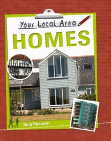Your Local Area: Homes, Paperback Book