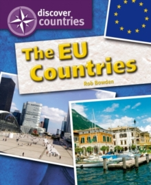 Discover Countries: The EU Countries, Paperback / softback Book