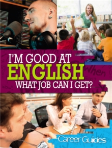 English What Job Can I Get?, Paperback Book