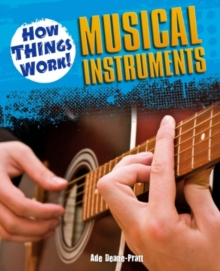 Musical Instruments, Paperback Book