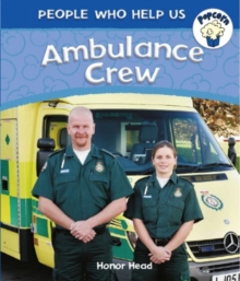 Ambulance Crew, Paperback Book