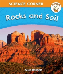 Popcorn: Science Corner: Rocks and Soil, Hardback Book