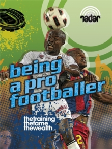 Being a Pro Footballer, Paperback Book