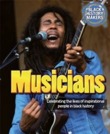 Black History Makers: Musicians, Paperback Book