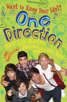 One Direction, Paperback Book