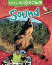 Amazing Science: Sound, Paperback Book
