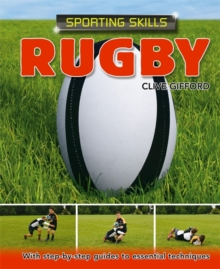 Sporting Skills: Rugby, Paperback Book