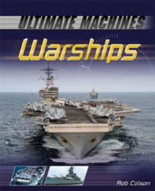 Ultimate Machines: Warships, Paperback Book