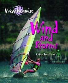 Weatherwise: Wind and Storms, Paperback Book