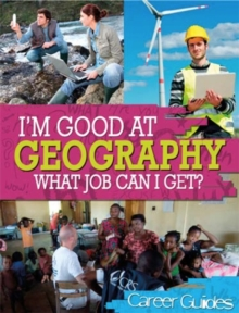Geography What Job Can I Get?, Paperback Book