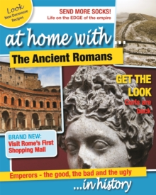 At Home With: The Ancient Romans, Hardback Book