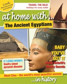 At Home With: The Ancient Egyptians, Hardback Book