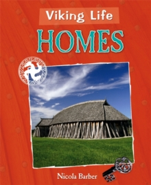 Viking Life: Homes, Paperback Book