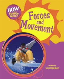 Forces and Movement, Paperback Book