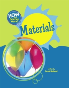 How Does Science Work?: Materials, Paperback / softback Book