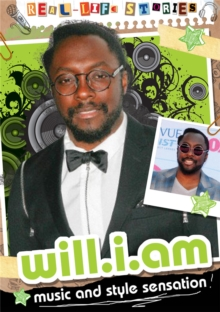 Real-life Stories: will.i.am, Hardback Book