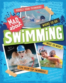 Mad About: Swimming, Hardback Book