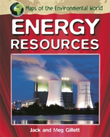 Maps of the Environmental World: Energy Resources, Paperback Book