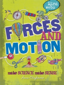 Forces and Motion, Hardback Book