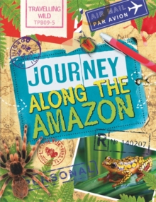Journey Along the Amazon, Paperback Book