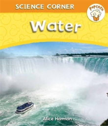Popcorn: Science Corner: Water, Paperback Book