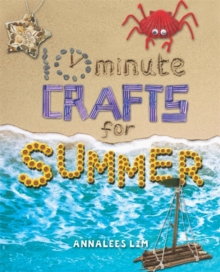 10 Minute Crafts: Summer, Paperback Book