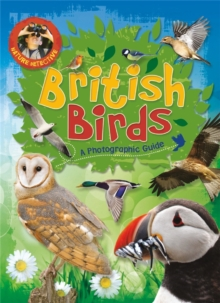 Nature Detective: British Birds, Paperback Book