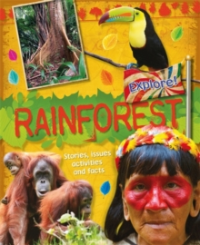 Explore!: Rainforests, Paperback Book