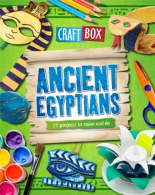 Craft Box: Ancient Egyptians, Paperback Book