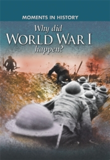 Why Did World War I Happen?, Paperback Book