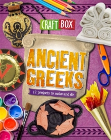 Craft Box: Ancient Greeks, Paperback / softback Book