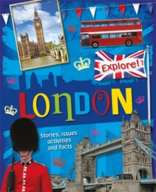 Explore!: London, Paperback Book