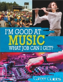 Music What Job Can I Get?, Paperback Book