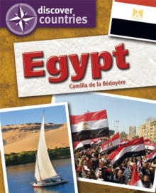 Discover Countries: Egypt, Paperback Book