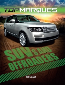 Top Marques: SUVs and Off-Roaders, Hardback Book