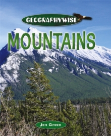 Geographywise: Mountains, Paperback Book