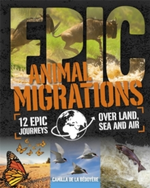 Epic!: Animal Migrations, Hardback Book