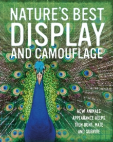 Nature's Best: Display and Camouflage, Hardback Book