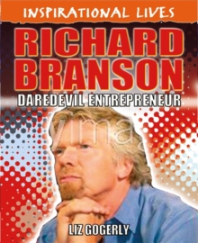 Inspirational Lives: Richard Branson, Paperback Book