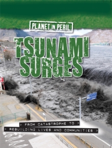 Planet in Peril: Tsunami Surges, Paperback Book