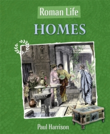 Roman Life: Homes, Paperback Book