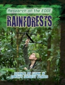 Research on the Edge: Rainforests, Paperback Book