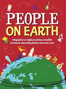People on Earth : The World in Infographics, Paperback Book
