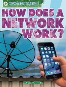 High-Tech Science: How Does a Network Work?, Paperback / softback Book